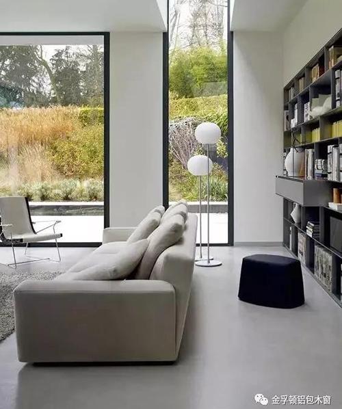 铝包木窗窗户