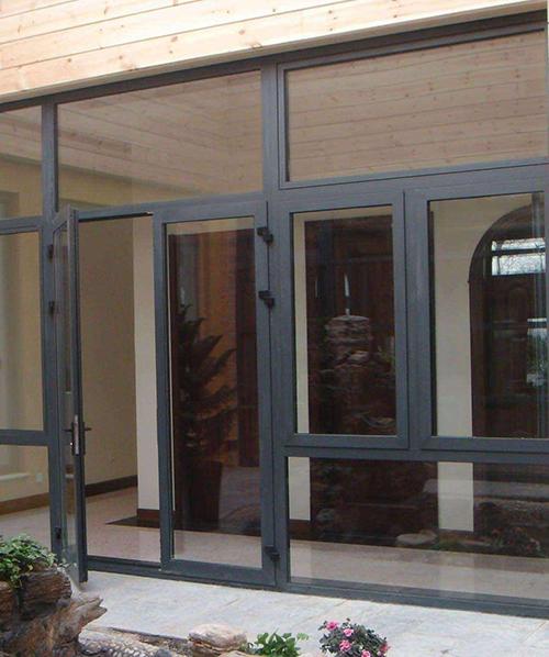 铝包木门窗价格