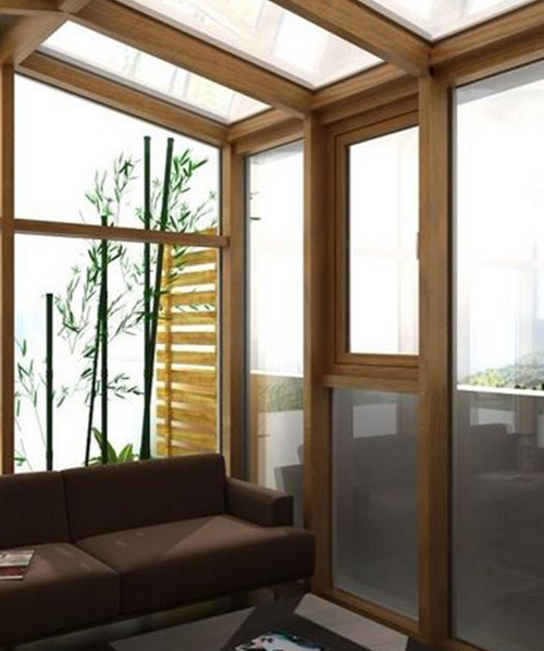 河北铝包木门窗款式