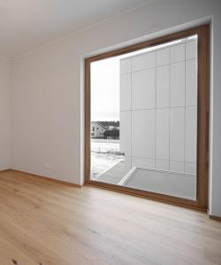 JOY98系列铝包木窗