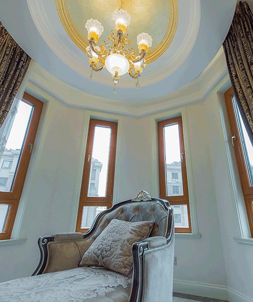 回归自然又华丽的铝包木窗!